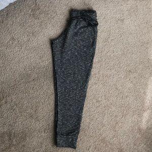 Pants - Gray joggers